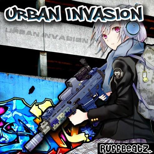 RuffBeatz: Urban Invasion