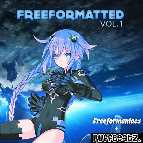 Freeformaniacs & RuffBeatz present Freeformatted Vol.1