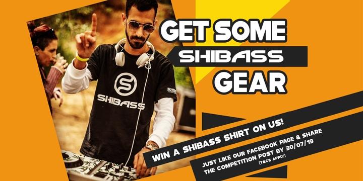 Win a GOLD ShiBass shirt!!!